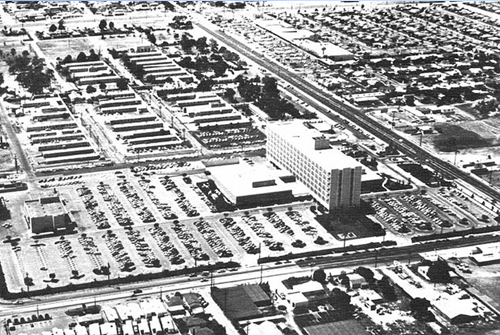 History - Harbor-UCLA Medical Center