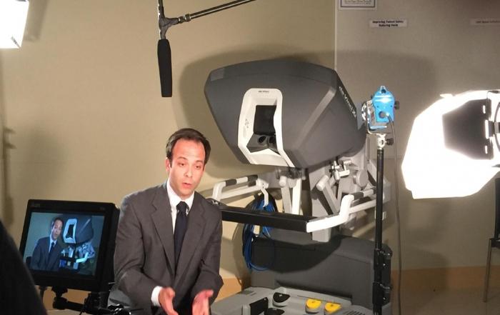 Robotics Surgery Program