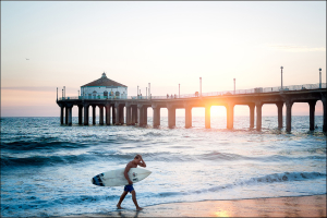 manhattan beach surf