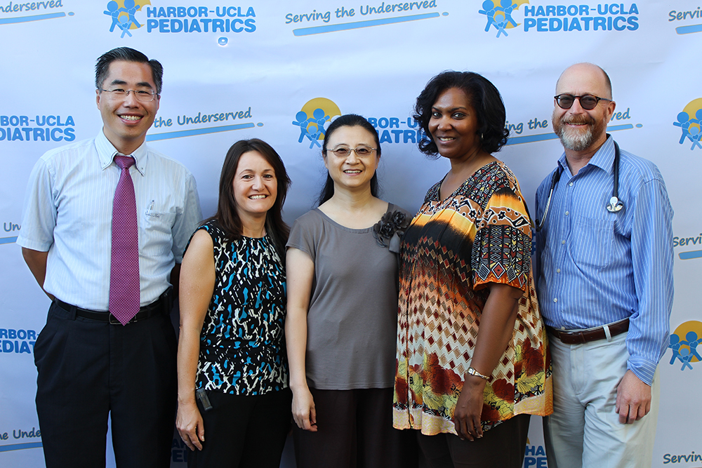 Pediatric Cardiology - Harbor-UCLA Medical Center