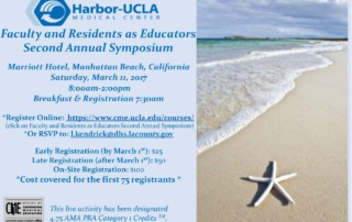 Harbor-UCLA Medical Center - Graduate Medical Education