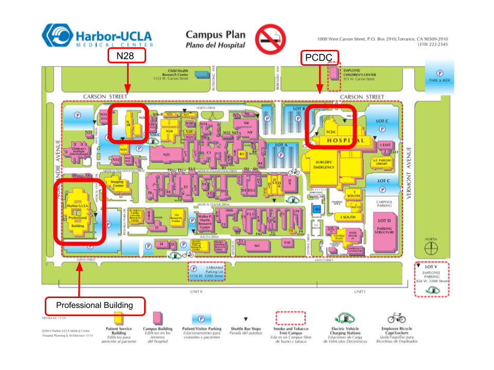 Harbor-UCLA - Clinic MAP - Harbor-UCLA Medical Center on ucla mascot, ucla direction map, westwood map, ucla seal, ucla california map, ucla parking lot map, ucla tuition, ucla map pdf, ucla bruins, ucla housing, ucla map and area, campbell hall ucla map, ucla logo, ucla address, ucla residence hall map, ucla pool, ucla school map,