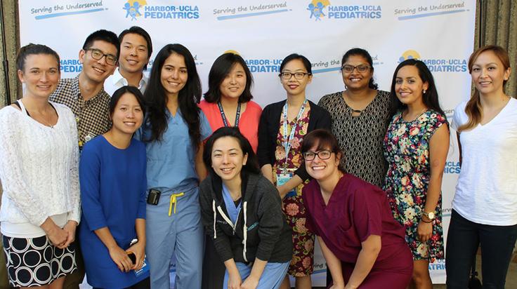 Pediatrics - Harbor-UCLA Medical Center