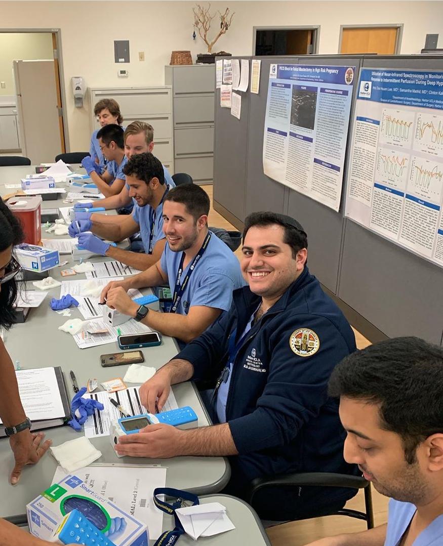 Anesthesiology - Harbor-UCLA Medical Center